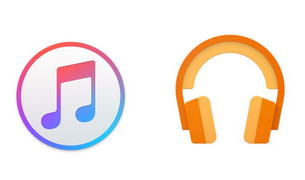 Apple Music 対 Google Play Music